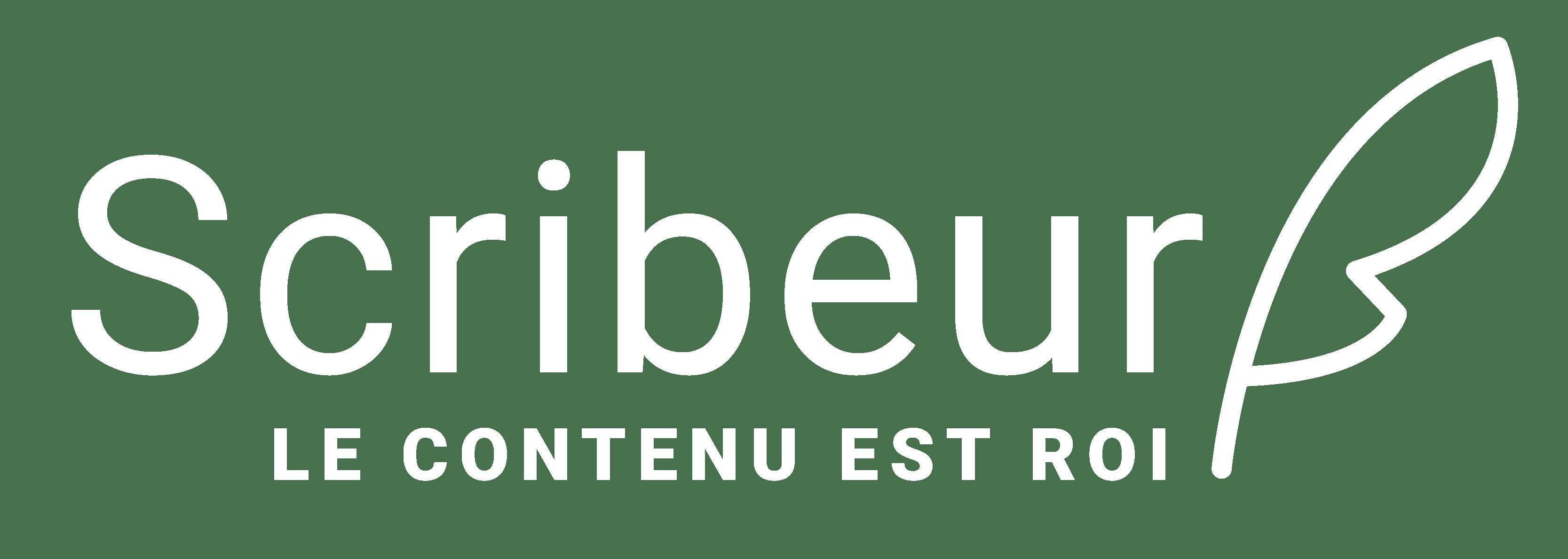 logo scribeur_blanc